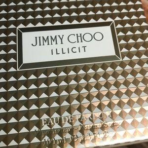 3.3FL Oz Jimmy Choo Eau De Parfum.